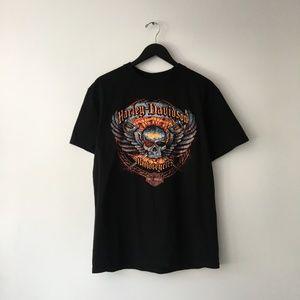 Harley Davidson Las Vegas Graphic Tee
